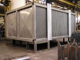 原装BRONSWERK PCHE换热器/风冷式冷却器