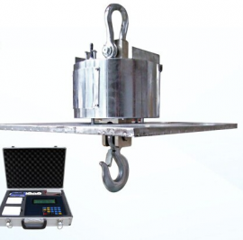 20吨手持仪表电子吊秤AG官方下载AG官方下载,无线耐高温打印吊钩秤