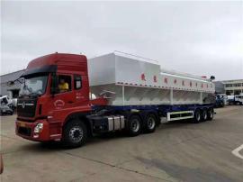 碳钢罐体饲料散装运输车运输罐体定制