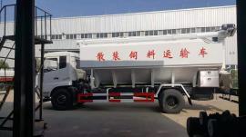 44方东风天锦饲料散装车25吨饲料