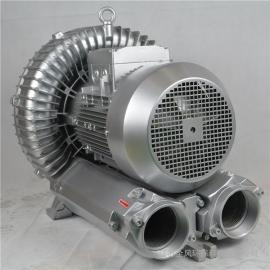 15KW单段高压鼓风机