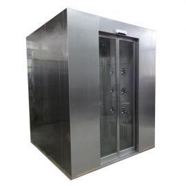 双人风淋室 自动感应移门风淋室报价