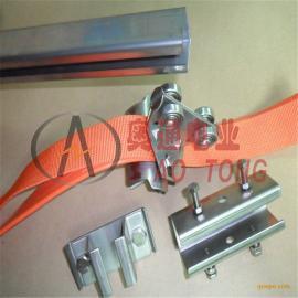 电镀线天车C型槽/驳口码/驳接/连接头/驳码/固定码/吊码