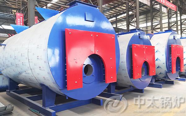 燃气3吨蒸汽锅炉