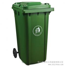 绿华lvhua市政环卫塑料分类垃圾桶 小区四色分类脚踩加厚垃圾桶定制厂商lh-01