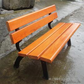 绿华旅游景区长条椅制造企业 园林景点公园长凳定制工厂lh-yz