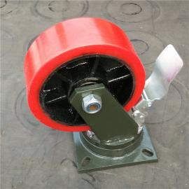 运力重型工业脚轮厂家重型万向工业脚轮10寸重型工业脚轮