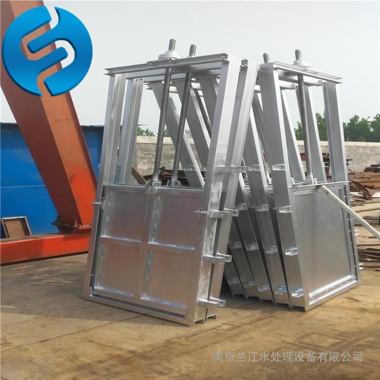 兰jiangZM铸铁镶铜方闸门