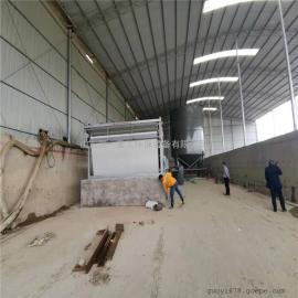 国一重工打桩泥浆脱水机 污水处理压滤机ZQNY-3000