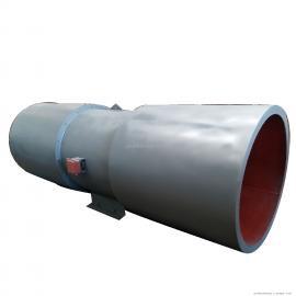 齐鲁安泰隧道施工风机SDS-5.6