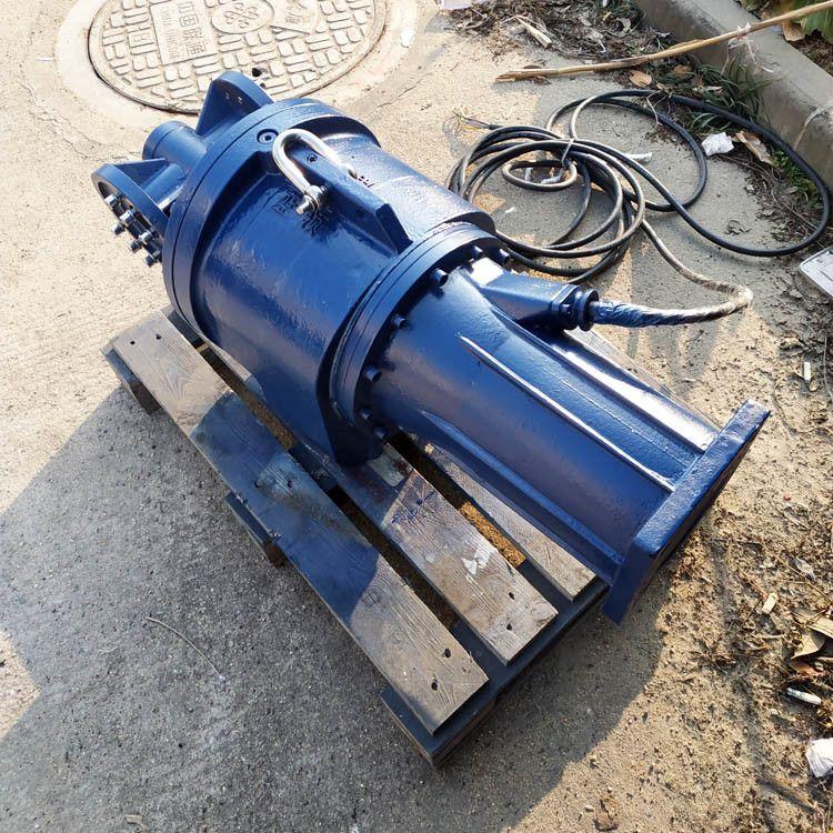 低速推流器整体/潜水搅拌机/4/4/含叶片1.4米蓝宝石