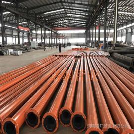 钢橡复合管 衬胶管 电厂脱硫管