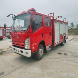 江特牌五十ling4吨水罐消防车国六标准能上牌支持�zhi诟犊�JDF5100GXFSG30/Q6xing水罐消防车
