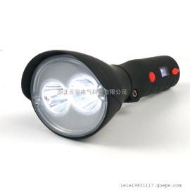 言泉电气BCH-8043灯头可弯曲防爆磁力工业检修手电