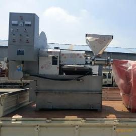 聚�大型多功能榨油�C�O�� 大豆�D油�C�赫ピ�理130