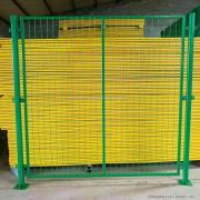 康之亿浸塑网道路防护网框架护栏网车间隔离网仓库护栏2*3米