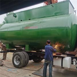 峻清地埋式一体化污水处理设备型号规格装置wsz-ao