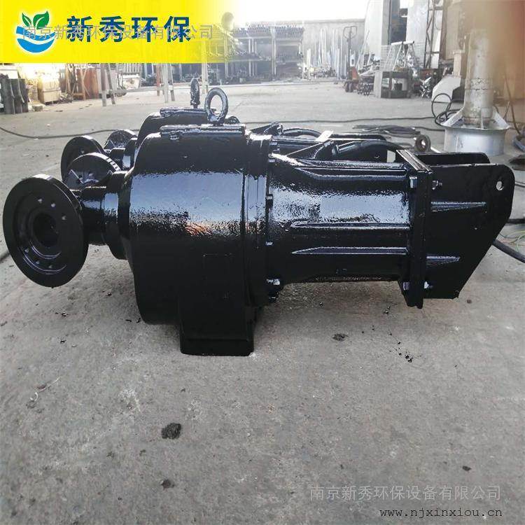 新秀QJB4/4-1800潜水低速推流搅拌机