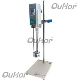 欧河小型实验室研发乳化分散用小型高速分散乳化机品牌EF300-T