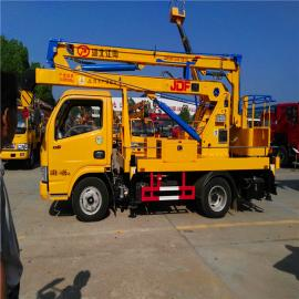 江特牌guo六升高12米的高空作ye车销售JDF5040JGKE6型高空作ye车