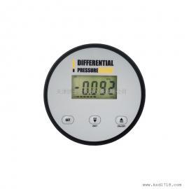 Kasda 4-20mA数字压差表 电池 24V供电 数显差压表K2000D