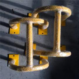 昊佳现货燃气立管防护栏 不锈钢反光防撞栏FL-100