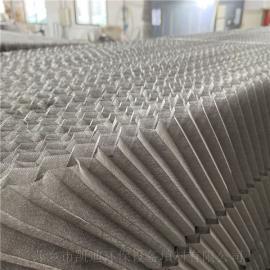 凯迪金属丝网波纹填料/不锈钢丝网填料常用型号BX型CY型