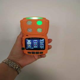 路博扩散式四合一多气体检测仪AG官方下载,经济型LB-KS4X