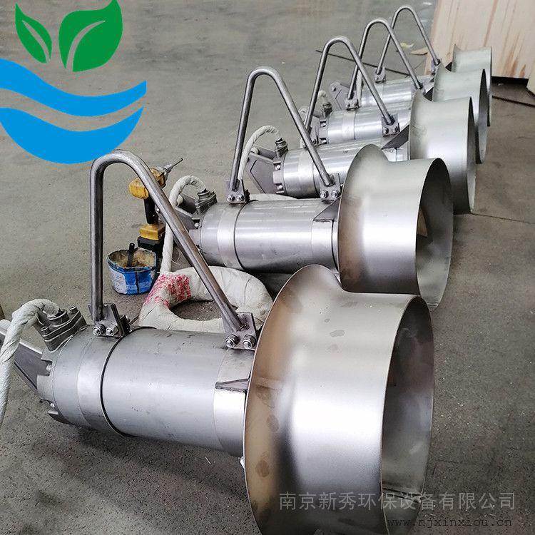 新秀环保永磁型潜水搅拌机QJB4/6-320/3-980