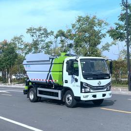 湿垃圾运输车 无泄漏垃圾车厂程力威CLW