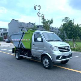 东风小康无泄露垃圾车厂程力威CLWdf