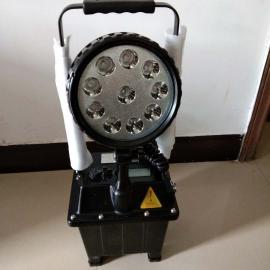 BJQ8010B大功率防爆泛光工作灯LED便携式移动照明灯