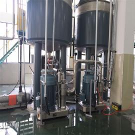 德国IKN高吸油率可生物降解的木质素基微孔分子筛高速胶体磨机CM2000