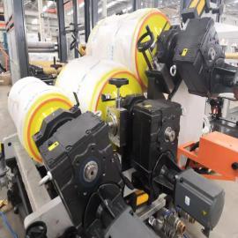 金韦尔PET双螺杆片材挤出生产线