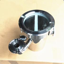 巨捷25mm-108mm新款空气隔断装置 卫生级阻断装置 不锈钢空气阻断器