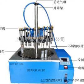型多样品全自动氮吹浓缩,型多样品氮气吹扫仪