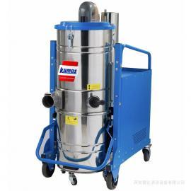 大功率工业吸尘器 工厂铁屑碎屑金属粉末车间灰尘土强力大吸力吸尘机 清洁设备品牌