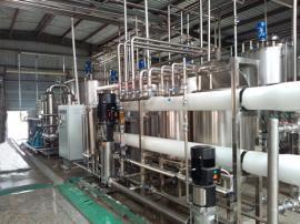 纳滤膜分离技术应用于茶多酚提取液脱水浓缩