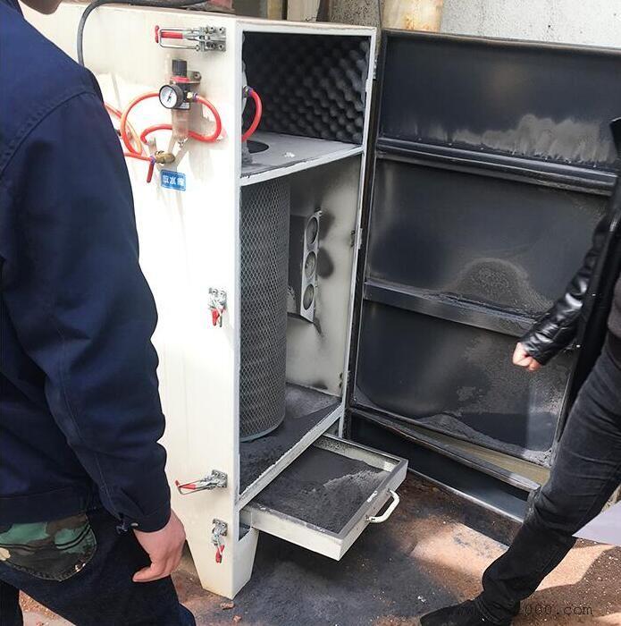 单机车间粉尘除尘器