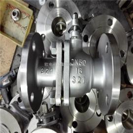 S32168球阀S32168-Q41F欧电阀门
