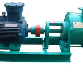 砖机专用分体真空泵,水环式真空泵,临朐真空泵厂家