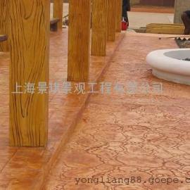 真石丽艺术地坪 精品制造 每一次服务都精心用心 只为更好