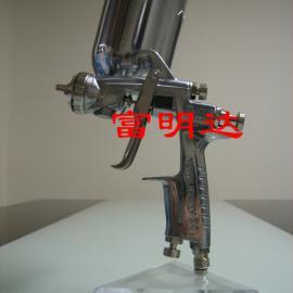岩田W-200手动压送式喷枪 岩田高雾化汽车家具喷枪