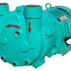 PVC专用真空泵,SK系列塑料机械真空泵
