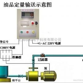 工厂定量加水装置