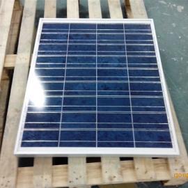 多晶太阳neng电池板30W