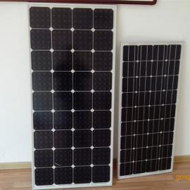 太阳neng电池板120W,太阳neng电池厂家