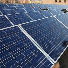 厂家直销50W多晶硅太阳neng电池板