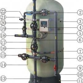 锅炉水处理系统、软化水处理系统(洁明多阀)