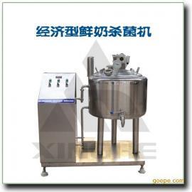 厂家直销quan自动小型鲜奶巴氏杀菌机